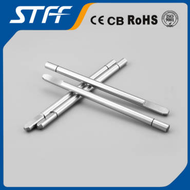 High precision electrical shaft