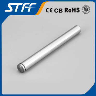 The China factory has a custom motor linear shaft
